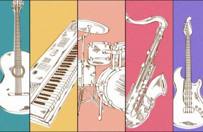 diverse instrumenten